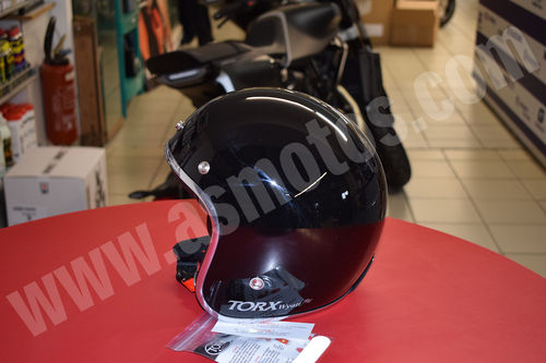 Casque jet adulte TORX WYATT