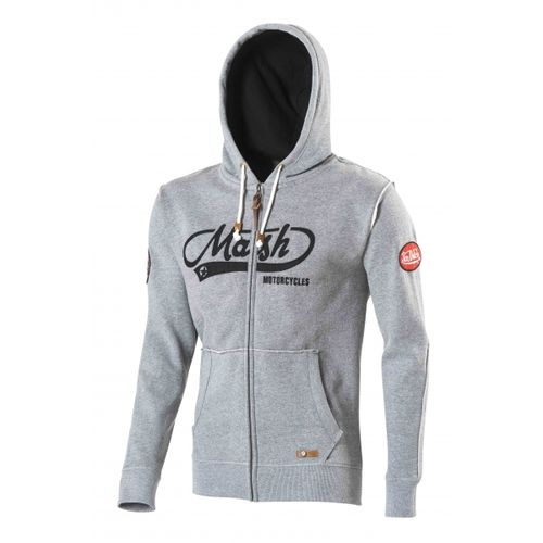 Sweat homme à capuche zippé Mash / Von Dutch